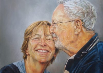Oil on Canvas - Commissioned portrait