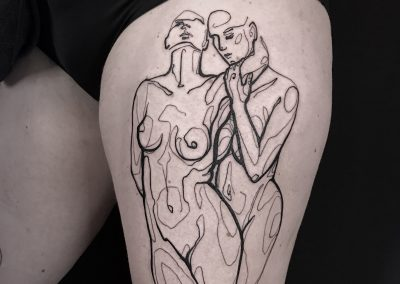 womanhugtattoo